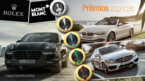 premios carros e joias up essencia