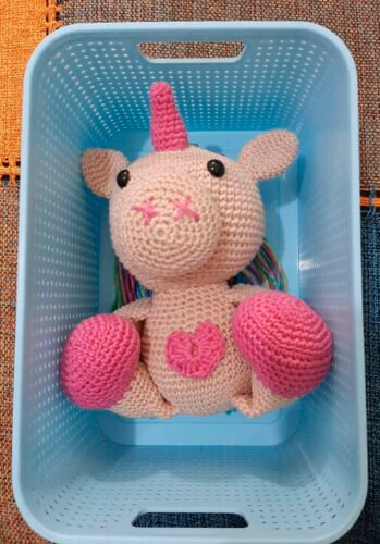 Maxi Amigurumi Teddy Brown - EuroRoma Spesso - Blog do Bazar Horizonte | 500x349